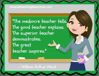 100 famous teacher quotes