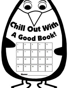 Winter penguin reading sticker and incentive charts for elementary school students also christmas  fun way to chart your rh uniqueteachingresources