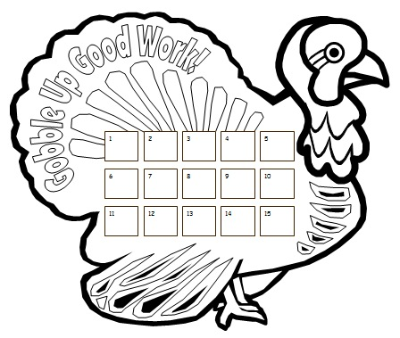 Thanksgiving Bulletin Board Displays and Puzzles For