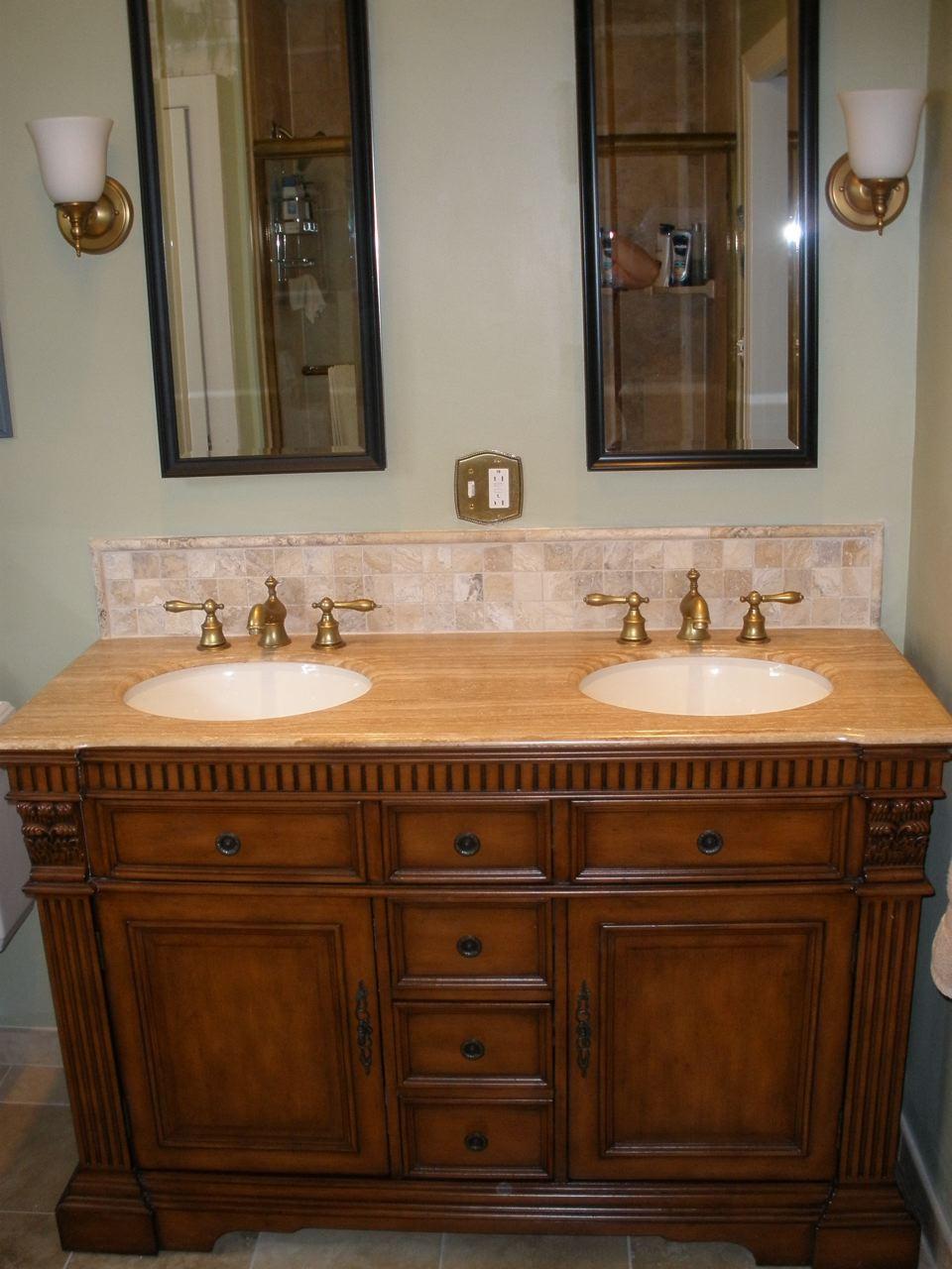 Unique Bathroom Vanity Client Photos