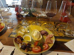 Al-Cantara Wine Tasting