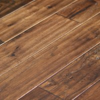 True Heritage Hickory Caf Hand Scraped | Hardwood ...