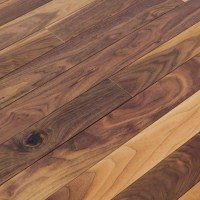 American Collection Natural Character Black Walnut ...