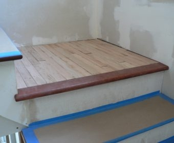 Hardwood Stairs An Introduction To Endless Possibilities Unique   Installing Hardwood Floors On Stairs   Stair Landing   Stair Nosing   Laminate   Risers   Vinyl Plank