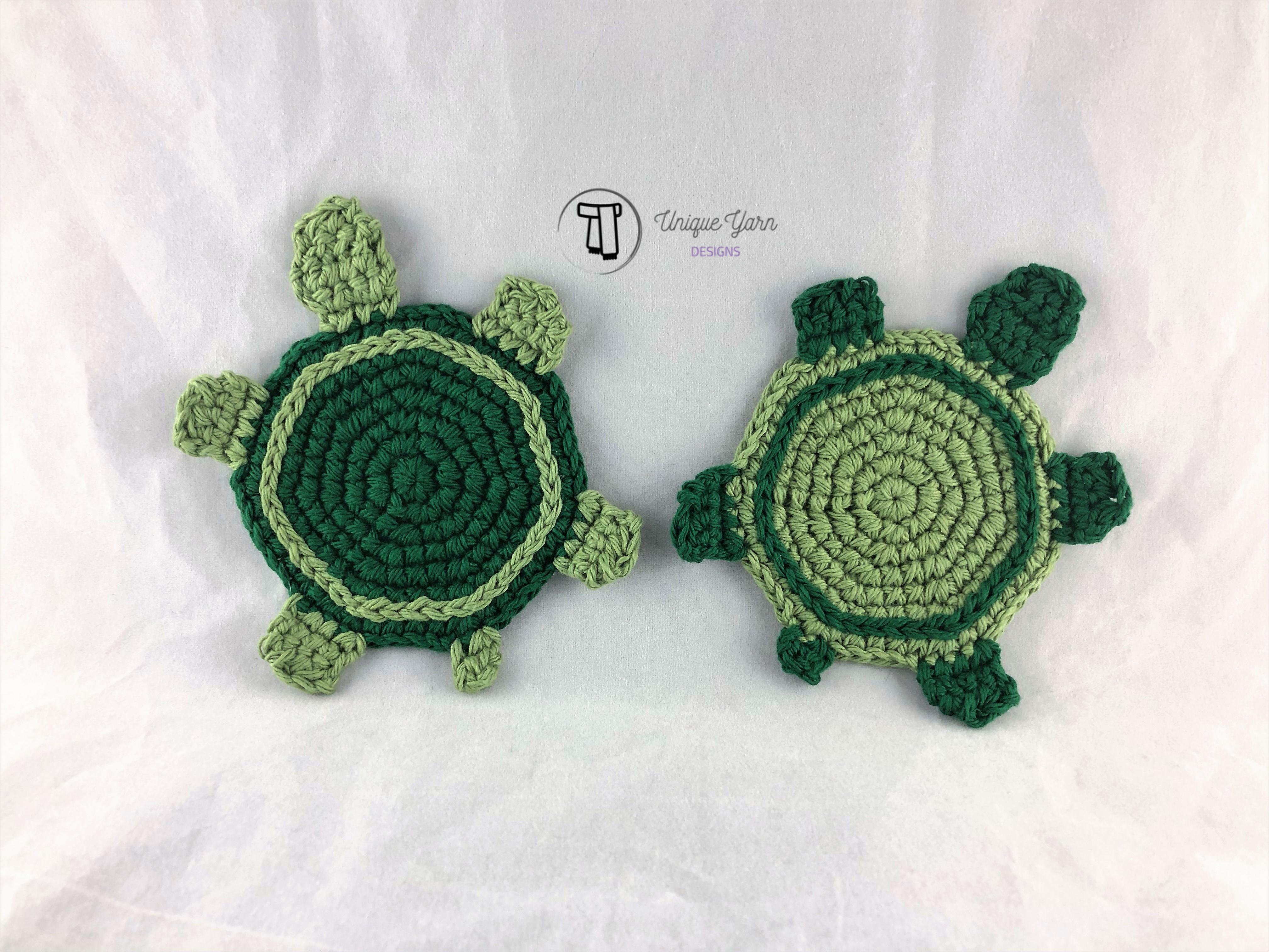 Sea Turtle Amigurumi Free Crochet Pattern | 3024x4032