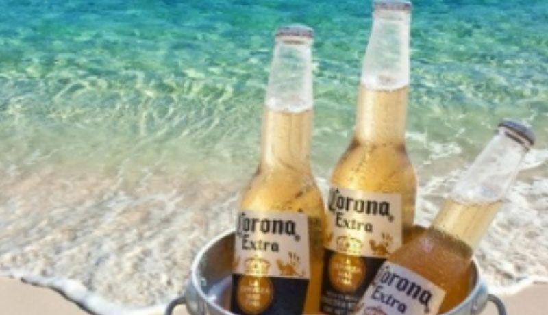 cerveza corona llega a