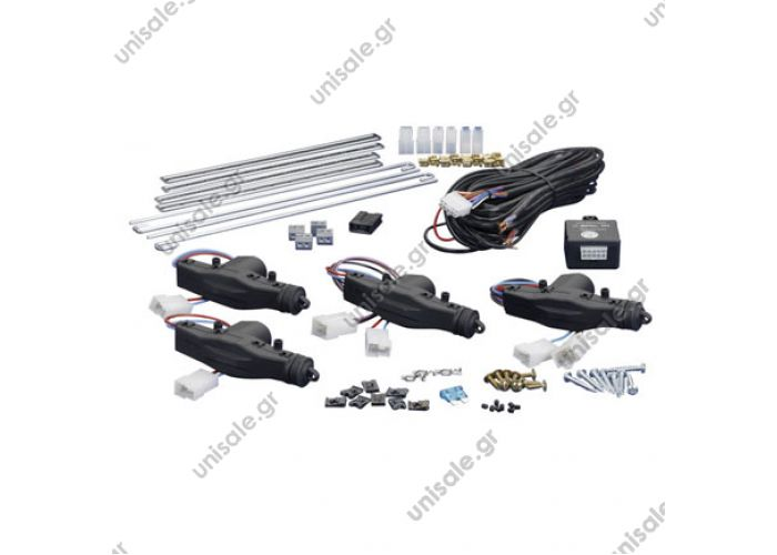 4 Door Power Lock Kit w/M5 (supersedes 37000064 SPAL Our 4