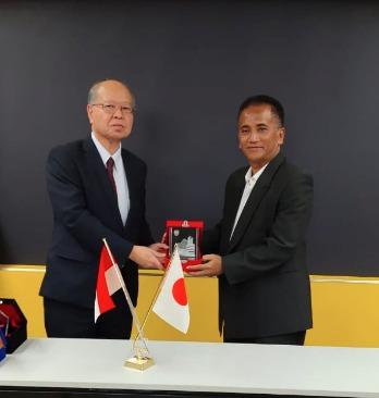 kerjasama Unisbank dan PT Jepang