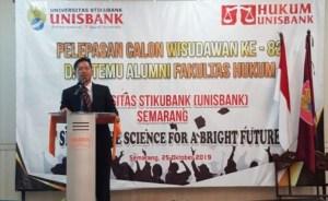 Dekan FH Unisbank