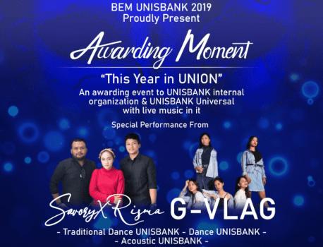 AWARDING MOMENT 2019