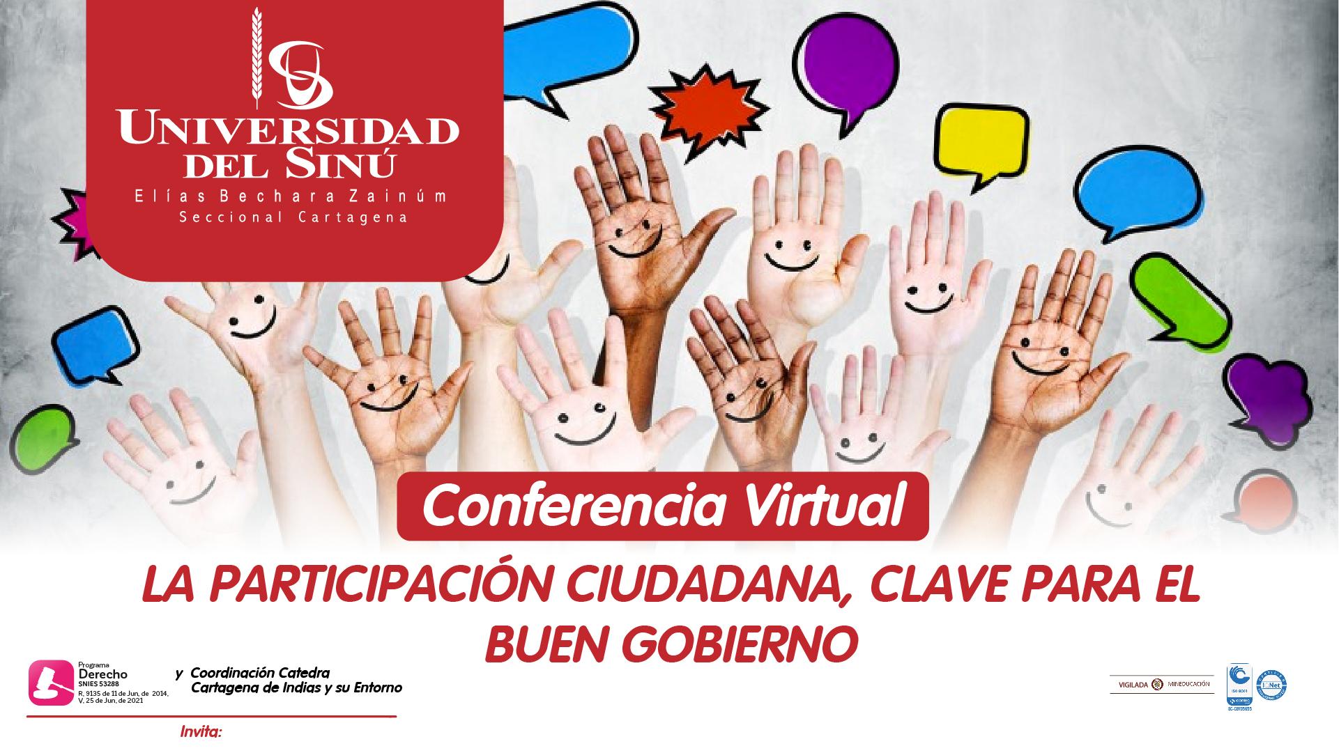 LA PARTICIPACION CIUDADANA, CLAVE PARA EL BUEN GOBIERNO-02