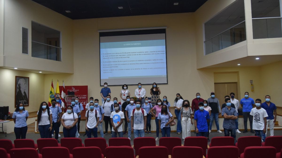 Foro de Ingeniería Civil en Conmemoración del Día del Ingeniero