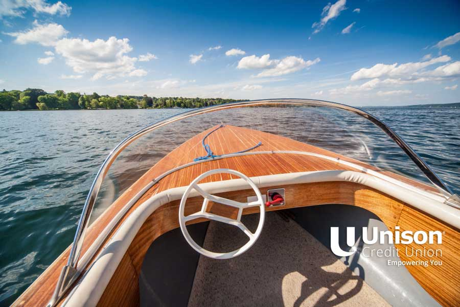 boat trips and boat loans from Unison