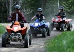 Langlade Co. ATV trails