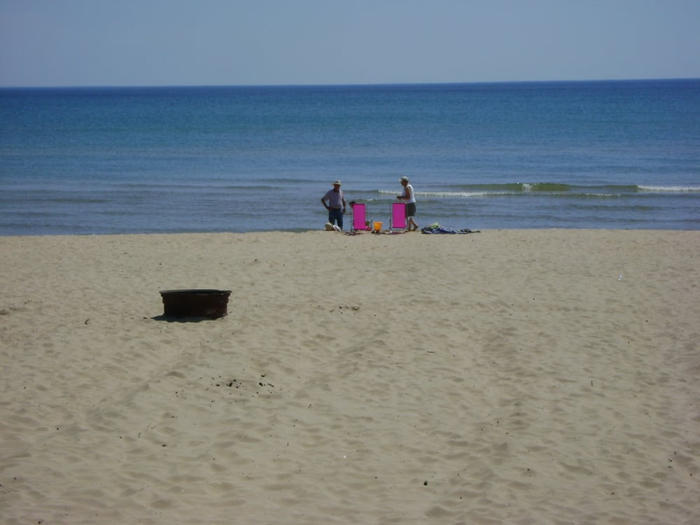 general king beach in wisconsin