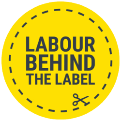 Labour Behind the Label logo