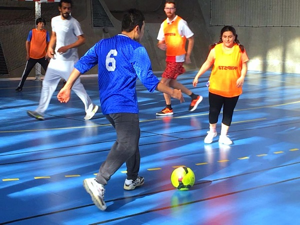 futsal up sport foot en salle