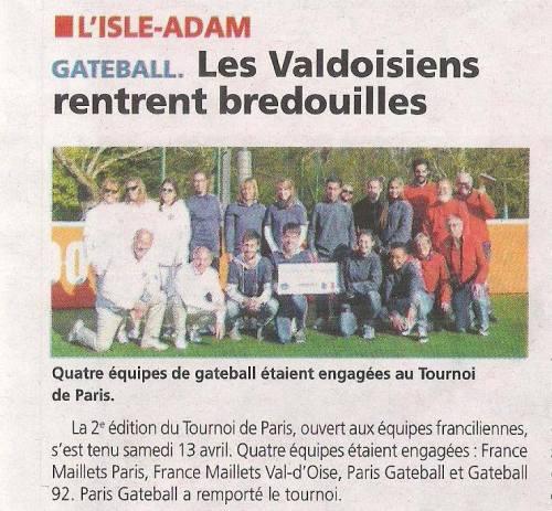 La Gazette du Val d'Oise - Tournoi de Mériel