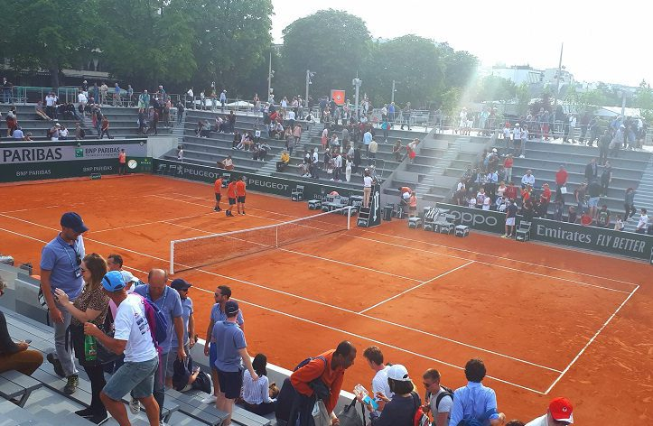 Roland Garros Up Sport