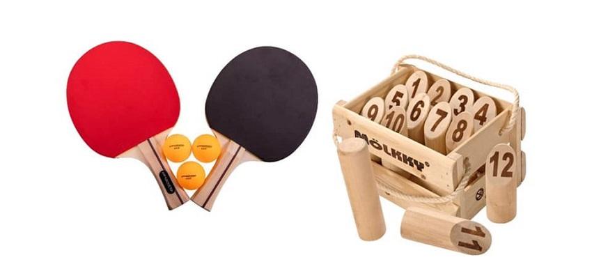 ping-pong molkky