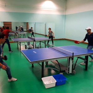 ping-pong tennis de table