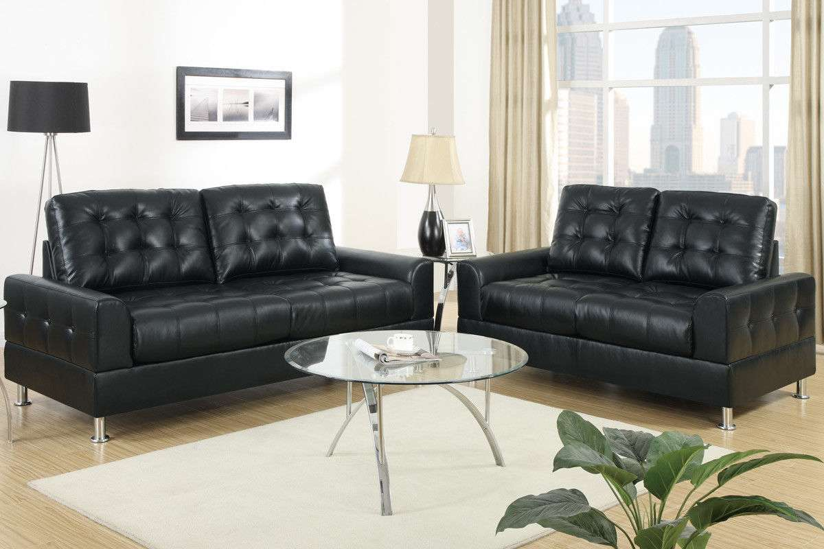 recliner sofa set 3 2 1 which is best for sofas foam or fibre couch in black love leather piece living