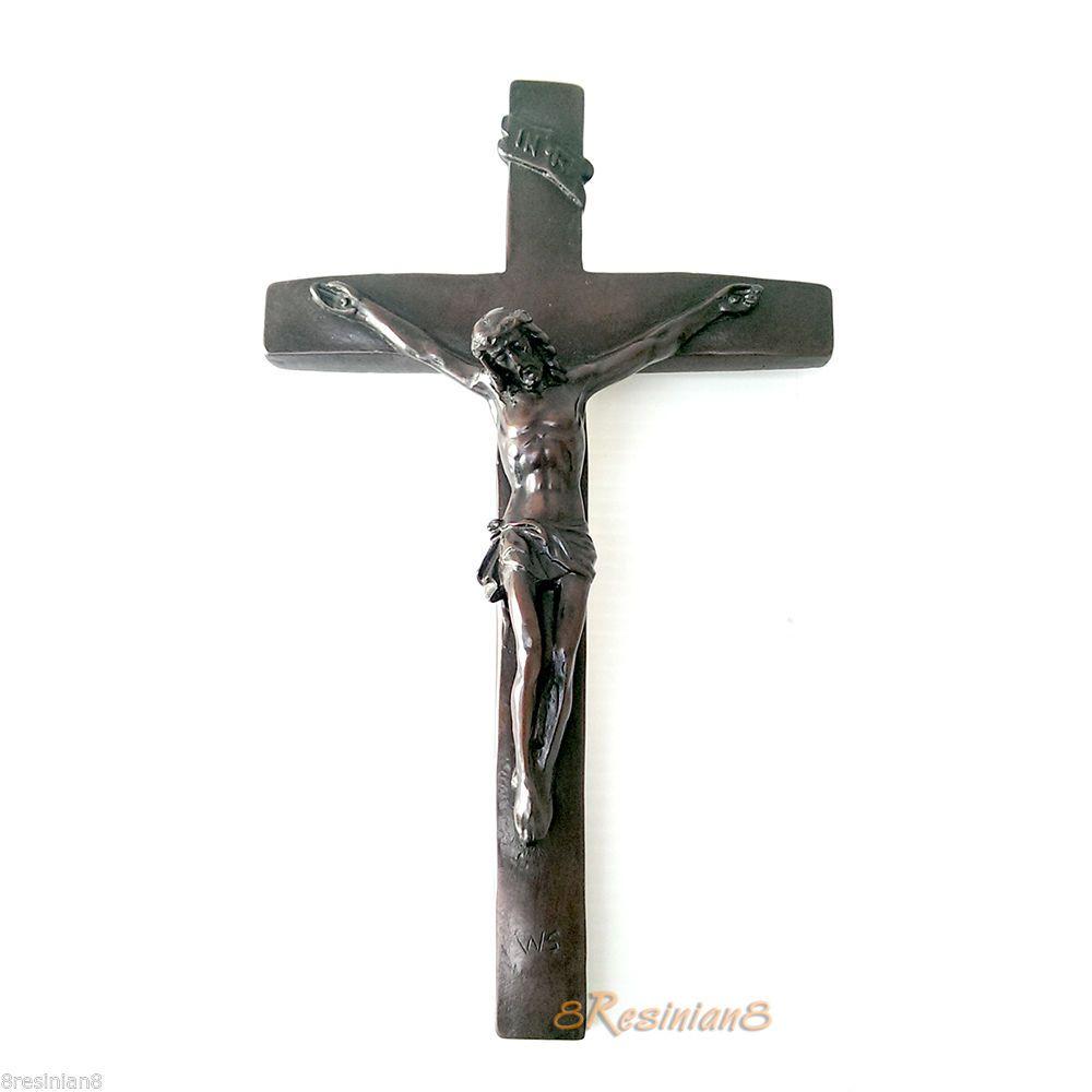 Hanging Decorative Jesus Crucifix Wall Cross Christian