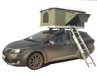 Hard shell roof top tent, Roof Tent for camping on sale