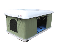 Hard Top Tents & Roofnest Hard Shell Roof Top Tent Review