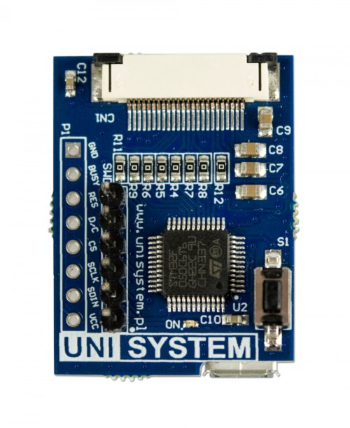 small resolution of  epd compact demo uh compact board for e paper displays