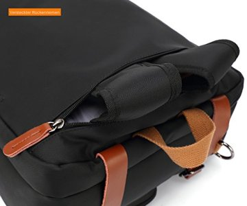 CoolBELL Laptop Tasche Messenger Bag