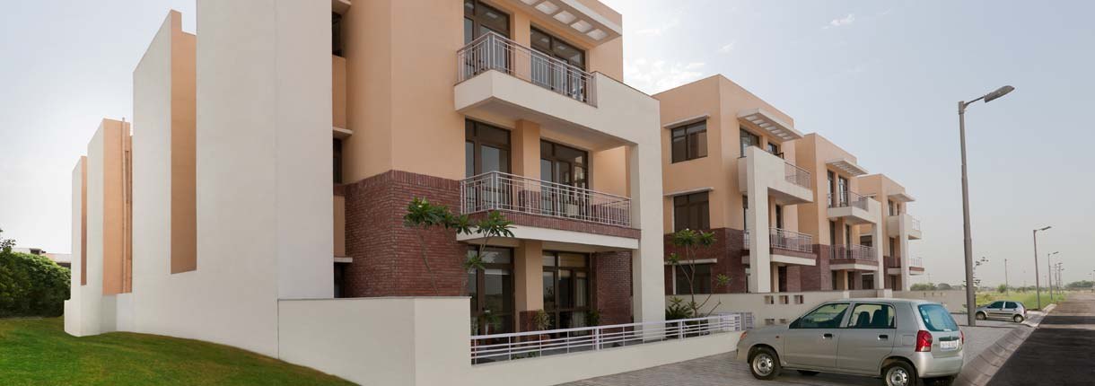 Executive Floors  Residential Floors in Mohali  Unitech