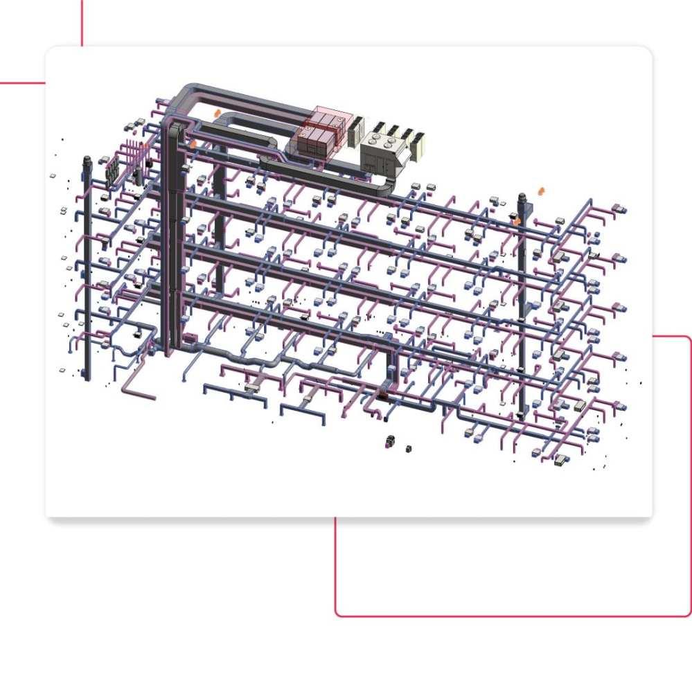 medium resolution of bim hvac modeling by united bim
