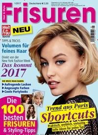 Welt Der Frau Frisuren Als Epaper Für 1 99€