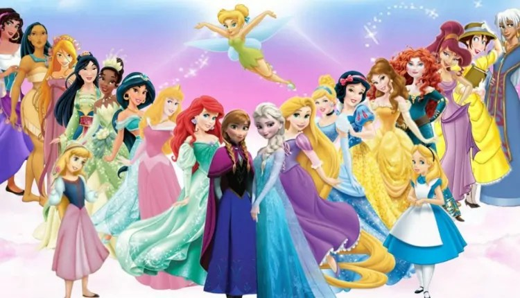 all your favourite disney princesses will unite in one movie