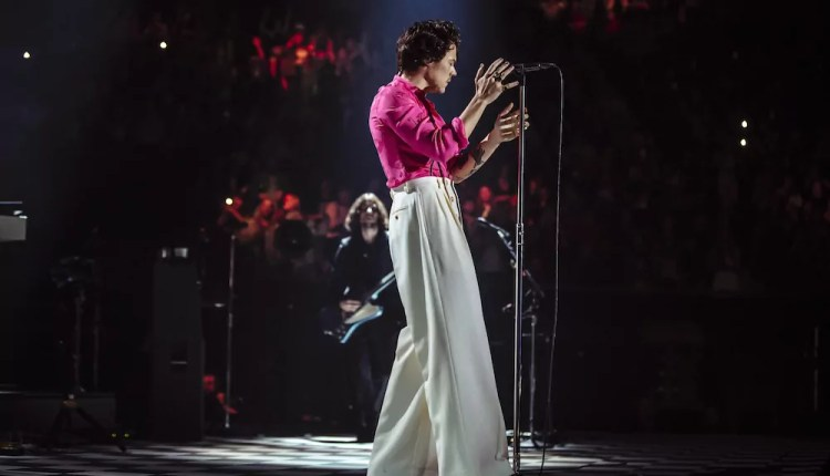 Harry Styles Love on Tour One Night Only The Forum Los Angeles