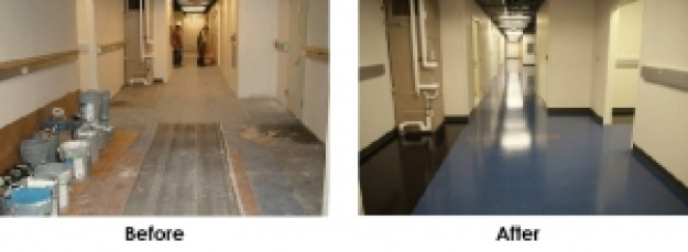 Commercial Post Construction Cleaning Services