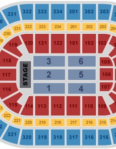 Concert floor seating also charts united center rh unitedcenter