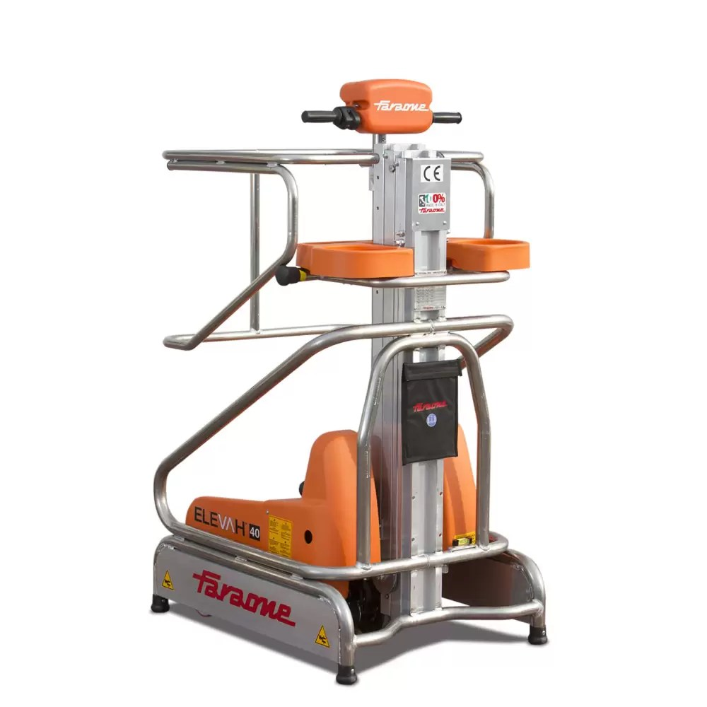 Elevah Electric Ladder 40 Move  United Equipment