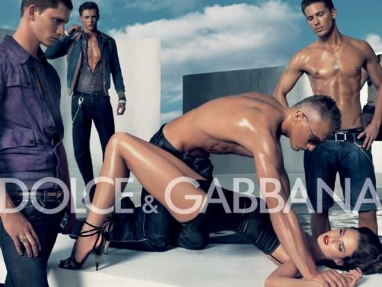 1. Dolce and Gabbana