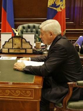 Vyacheslav Lebedev, presidente del Tribunal Supremo de Rusia [Foto: Agent001 vía WikimediaCommons].
