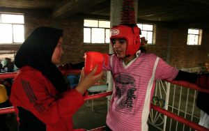 Foto: Documental Boxing for Freedom