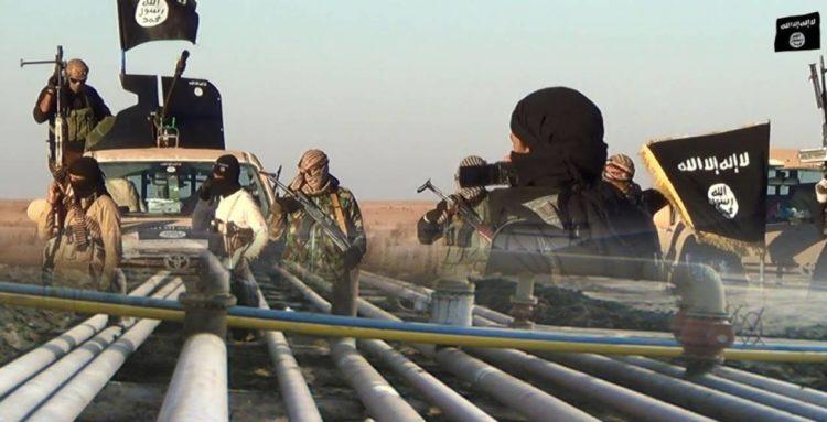 Daesh genera 1,5 millones de dólares diarios con la venta de petróleo robado [Imagen: morasta.it]