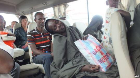 Secuestrados en un autobús por Boko Haram [Fuente: WikimediaCommons]