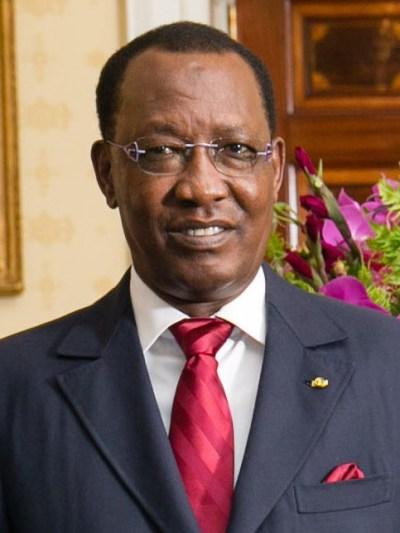 Idriss Déby, presidente de la República del Chad desde 1990 y presidente de la Unión Africana desde enero de 2016 [Foto: Amanda Lucidon vía WikimediaCommons].