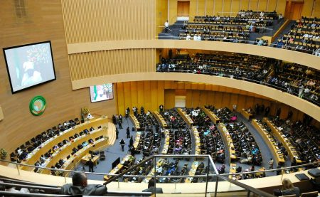 Asamblea de la Unión Africana [Foto: U.S. Department of State vía WikimediaCommons].