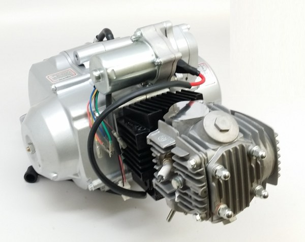 110cc Engine - Year of Clean Water