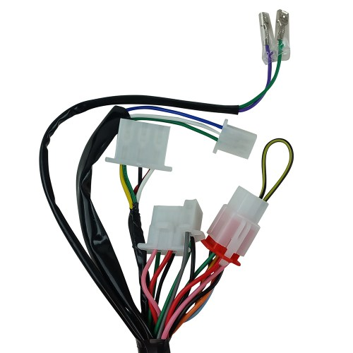 small resolution of gy6 wiring harness