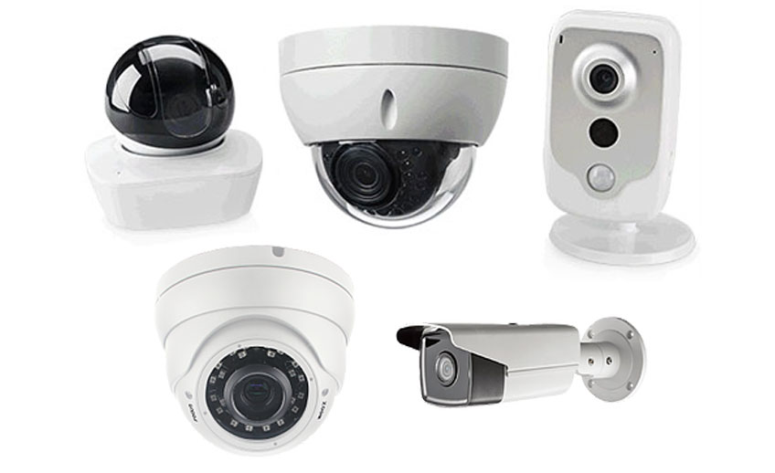 Commercial Surveillance Systems: CCTV and IP Video
