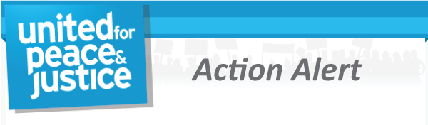 ufpj action alert